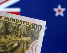 Kiwi takes flight as New Zealand's central bank surprises by standing pat By Reuters