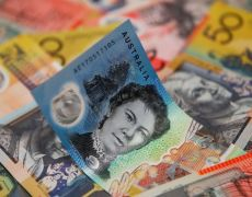 Aussie near four-and-a-half-month peak on positive risk sentiment, sterling wobbly By Reuters