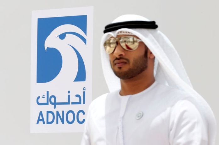 © Reuters. Two sources: UAE ADNOC raises oil production to 4.03 million b / d in early April