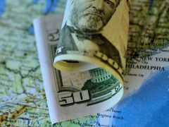 Dollar on defensive as upbeat data dulls safe-haven appeal By Reuters