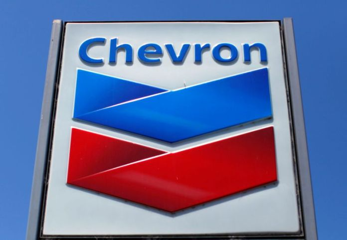 © Reuters. Chevron turns into a loss in the fourth quarter due to weak refining activities
