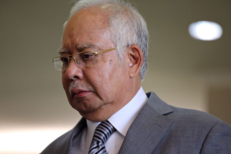 Malaysia ex-PM Najib served with bankruptcy notice over $400 million tax bill