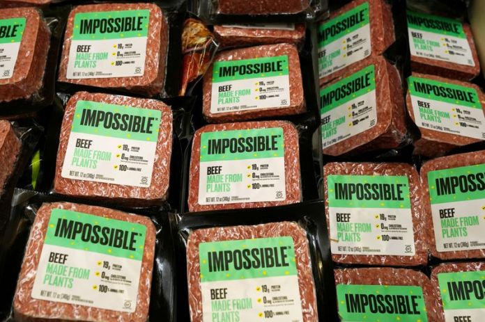 Exclusive: Impossible Foods in talks to list on the stock market - sources