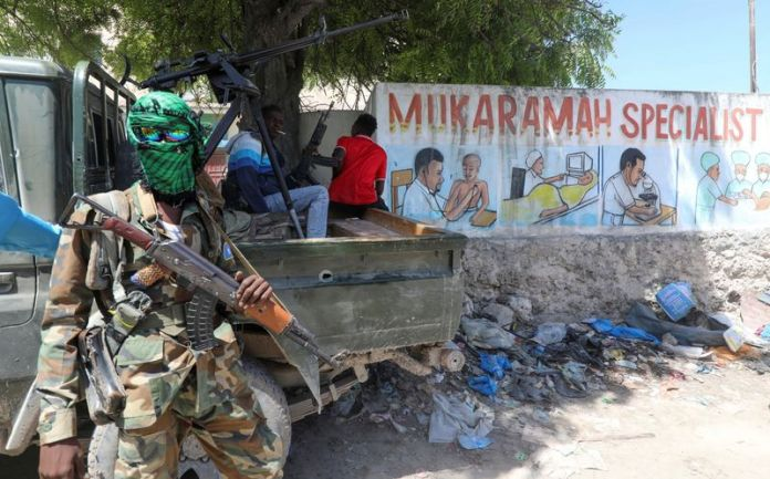 Somali president's backers in gun clash with opponents, residents say
