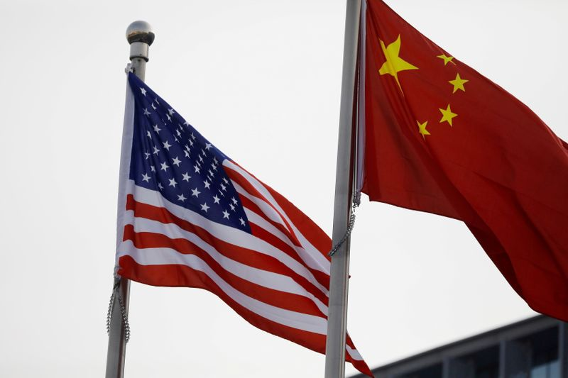 U.S. says China has fallen short on 'Phase 1' intellectual property commitments
