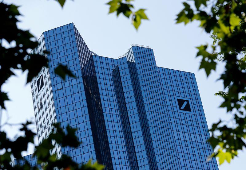 German regulator orders Deutsche Bank to do more to prevent money laundering