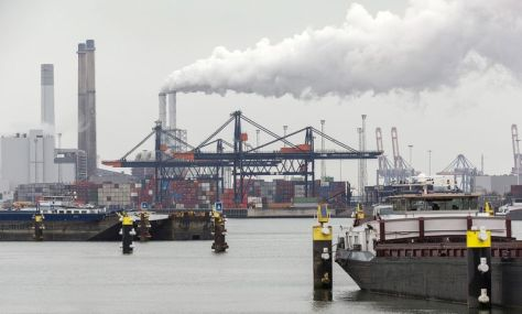 Dutch govt grants $  2.4 billion in subsidies to huge carbon storage project