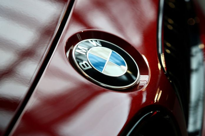 © Reuters. FILE PHOTO: BMW annual news conference in Munich