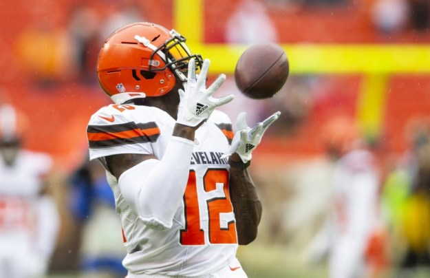 © Reuters. NFL: Pittsburgh Steelers at Cleveland Browns