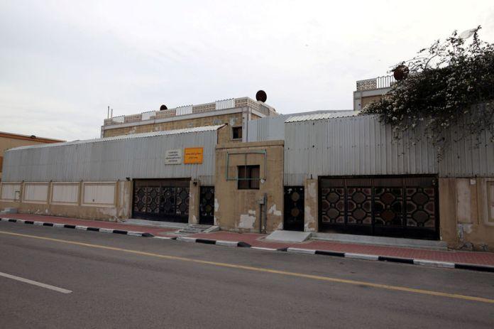 © Reuters. FILE PHOTO: Property belonging to billionaire Maan al-Sanea is seen in Khobar