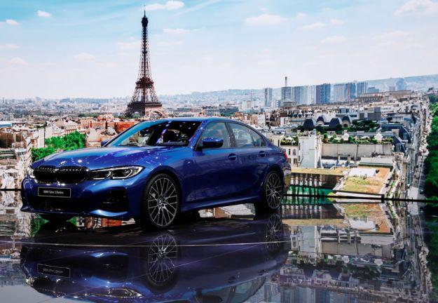 © Reuters. Paris Auto Show