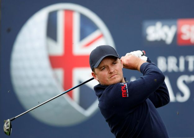 © Reuters. European Tour - British Masters