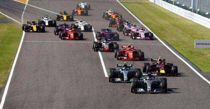 © Reuters. Formula One - Japanese Grand Prix