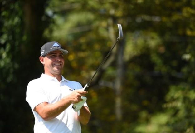 © Reuters. FILE PHOTO: PGA: The Tour Championship - Second Round