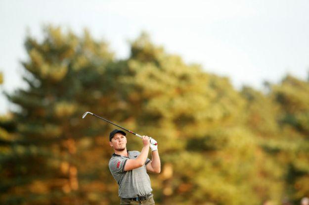 © Reuters. European Tour - British Masters
