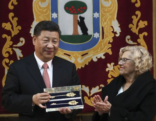 China to widen market access for foreign investors: President Xi