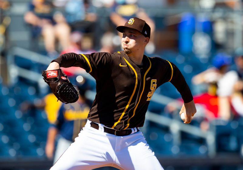 Spring training roundup: Brewers beat Padres despite Blake Snell's debut
