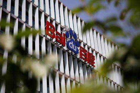 China's Baidu beats quarterly revenue estimates on AI, cloud boost