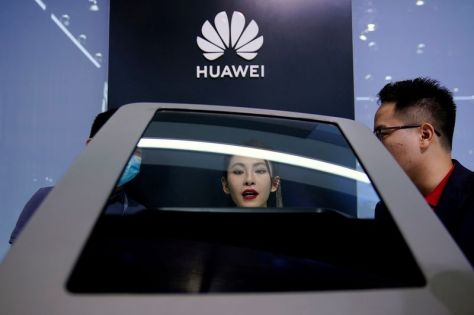 Exclusive: Huawei to expand smart car partnership with Changan to chips - sources