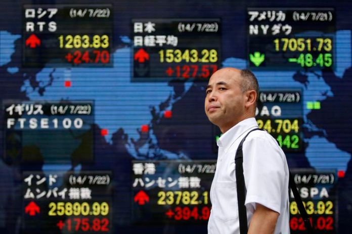 Asian Stocks Up, Possibility of Gradual Fed Asset Allays Investor Fed Fears