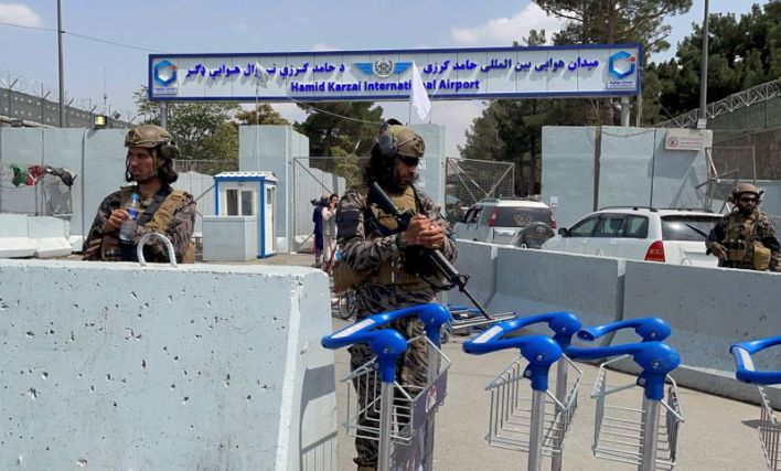 Taliban interim government agrees to let foreigners leave Afghanistan