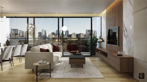 Chelsea Residences mang đến một không gian sống hiện đại cho cả gia đình