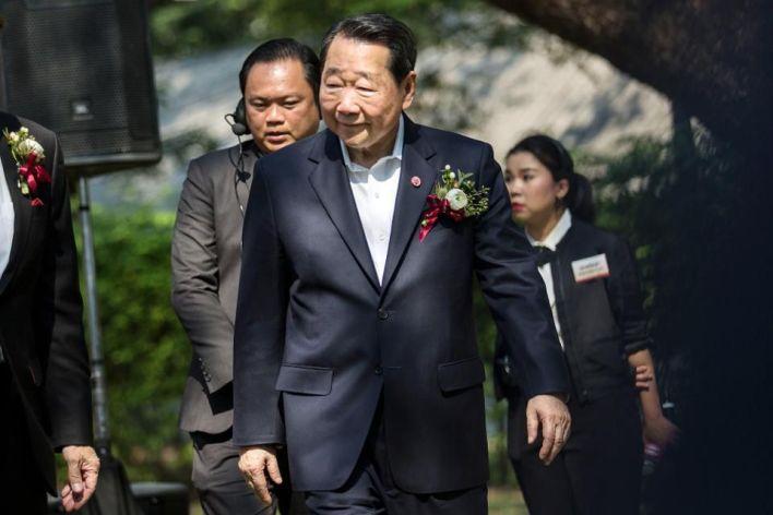 Những gia tộc giàu nhất châu Á