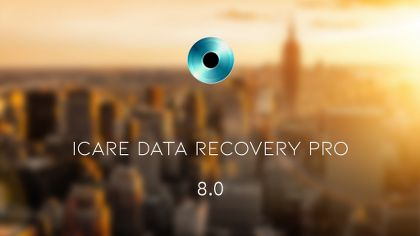 iCare Data Recovery Pro 8.0