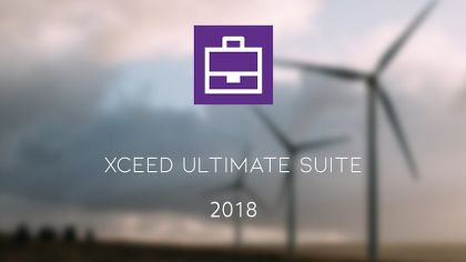 Xceed Ultimate Suite 2018