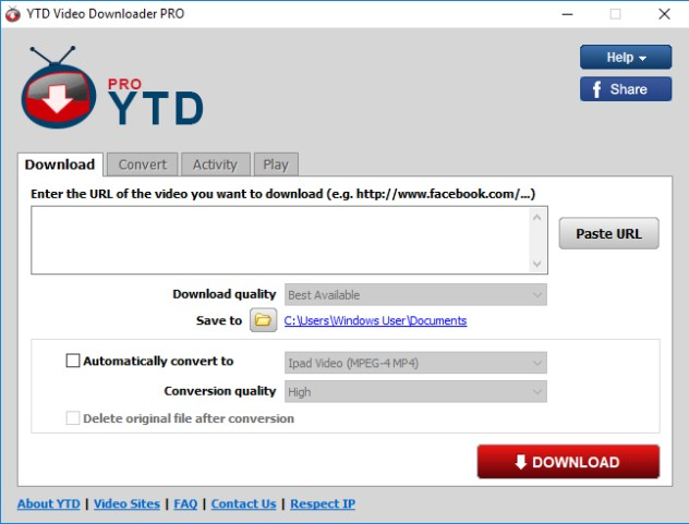 YTD Video Downloader Pro 5.9.13 Full