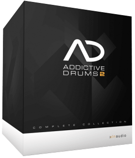 XLN Audio Addictive Drums 2 Complete logo