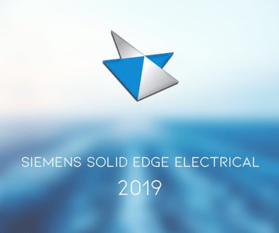 Siemens Solid Edge Electrical 2019
