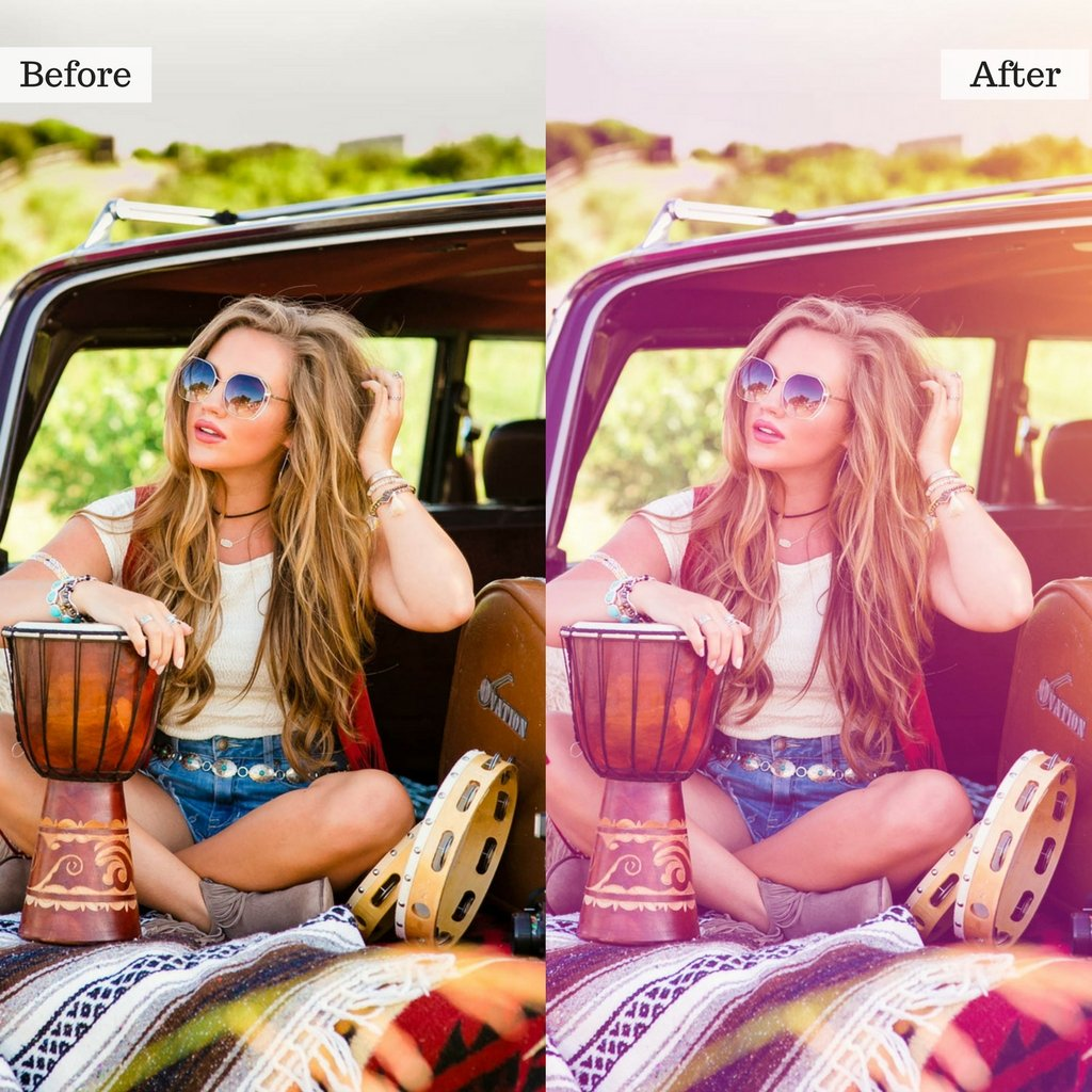 Presets Lightroom Premium