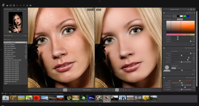 SkinFiner 2.0 For Photoshop & Lightroom
