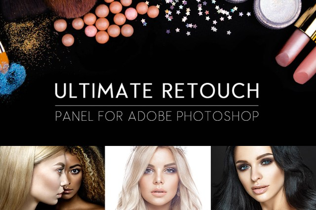 Ultimate Retouch Panel 3.7 For Photoshop