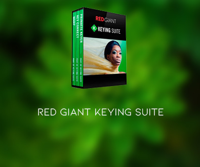 Red Giant Keying Suite 11.1