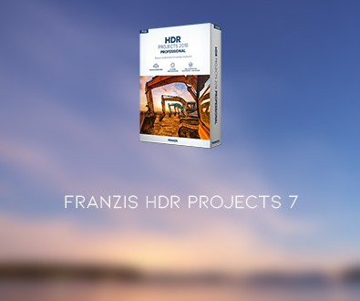 Franzis HDR projects 7 Pro