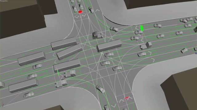 CityTraffic v2.033 For 3ds Max 2014 - 2020