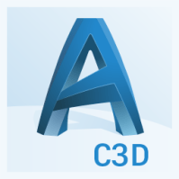 Autodesk Civil 3D logo