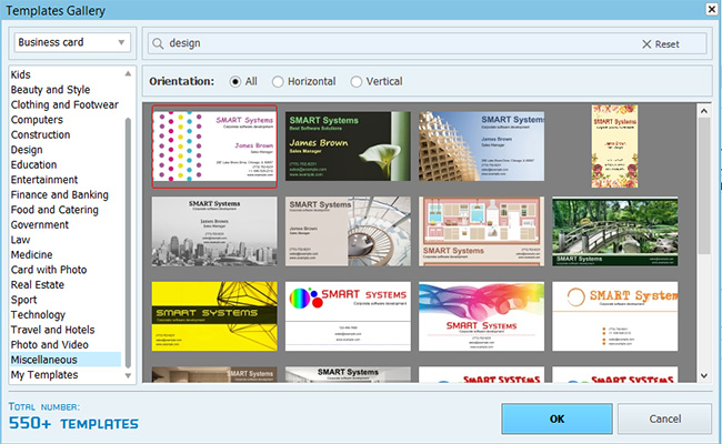 Business Card Maker 9.0