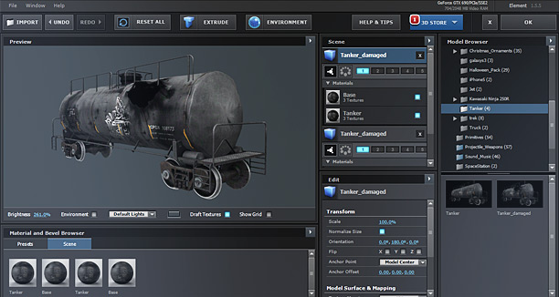 Video Copilot Element 3D v2.2.2