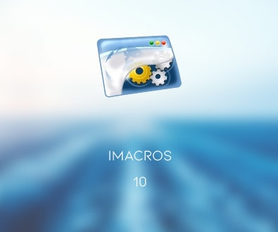 iMacros Enterprise Edition 10.4