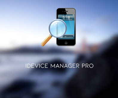 iDevice Manager Pro Edition 8.5.4