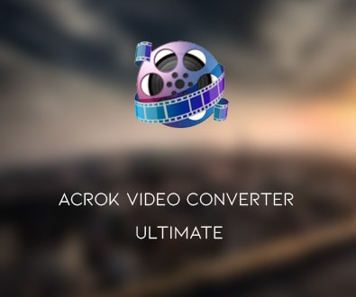 Acrok Video Converter Ultimate 6.6.10