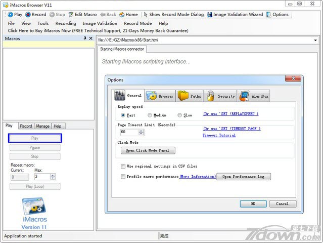 iMacros Enterprise Edition 11.5