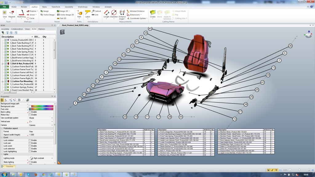 DS CATIA Composer R2019