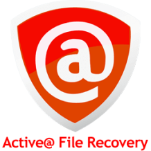Active File Recovery logo
