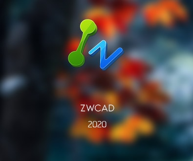 ZWCAD 2020 Official Architecture Mechanical Full