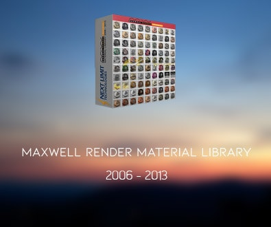 Maxwell Render Full Material Library 2006-2013