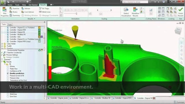 Autodesk Moldflow 2019 (Adviser/Insight/Synergy) Full